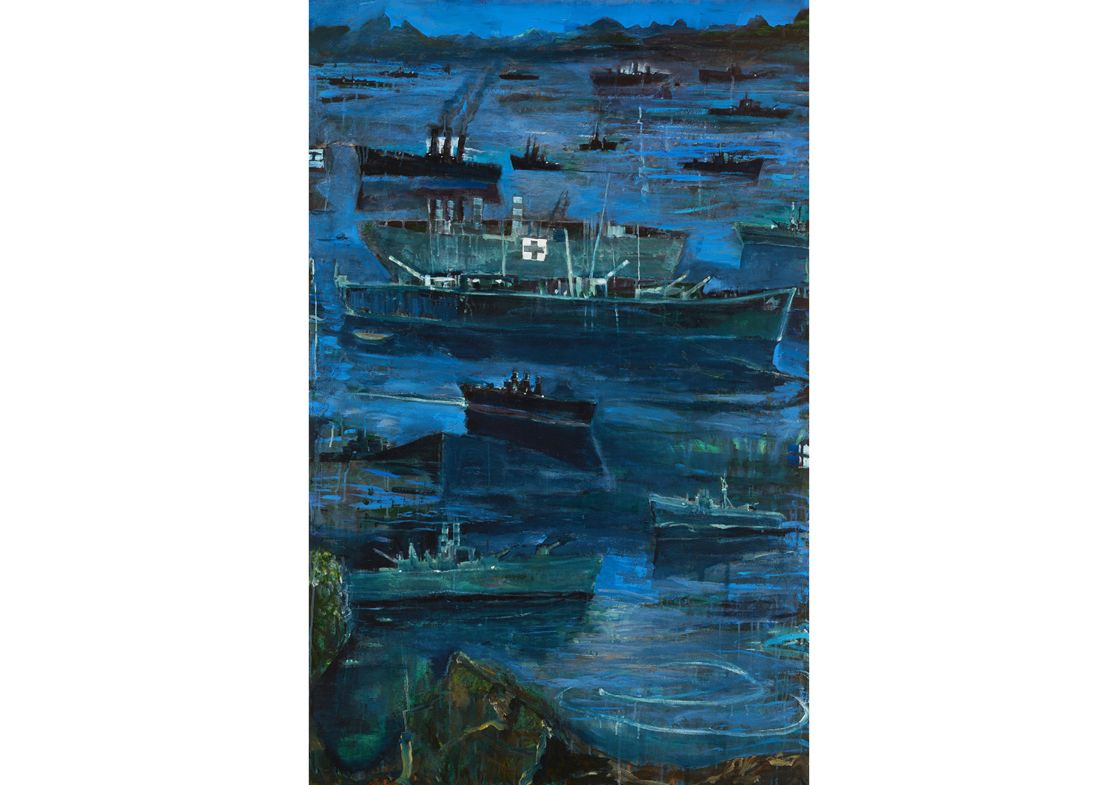 Gallipoli Artprize Finalis Geoff Harvey