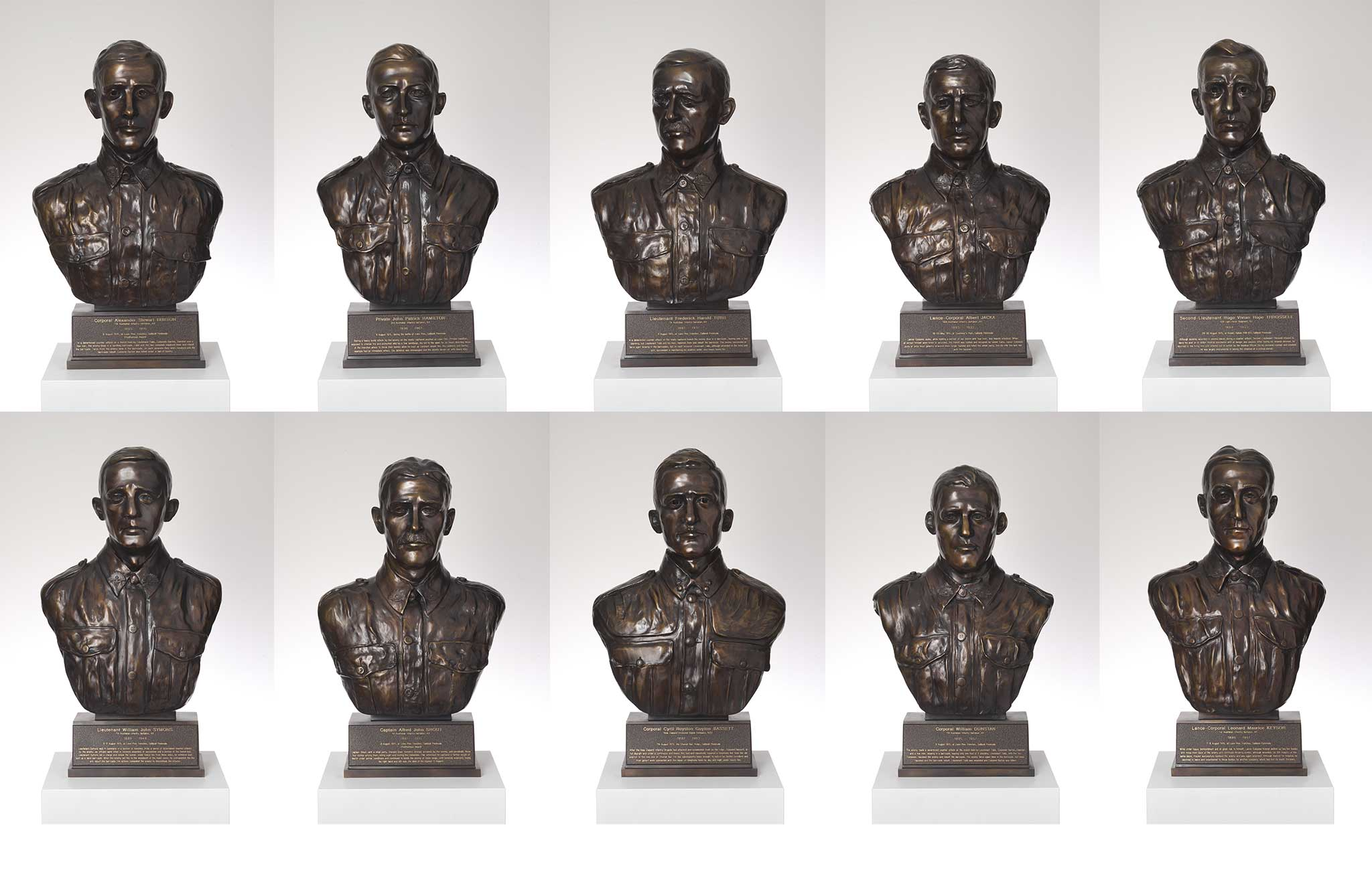 bronze-busts